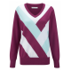 Ping Electra lined sweater