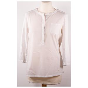 Brax 4407/59 Clarissa dames shirt met driekwart mouw
