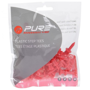 Pure Plastic Step Tees