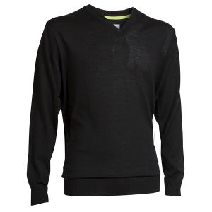 Backtee solid pullover voorkant