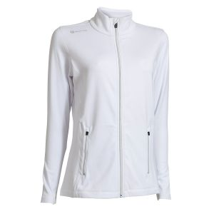 Backtee Embossed Midlayer jacket voorkant