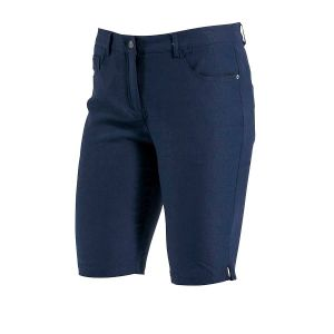 Backtee dames short navy