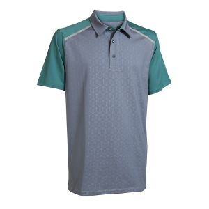 Backtee heren polo