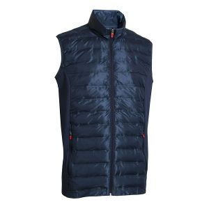 Backtee heren bodywarmer