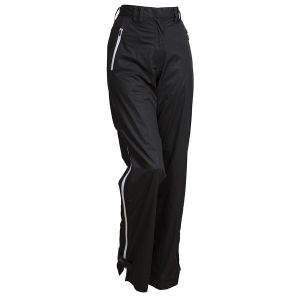 Backtee Ladies Ultralight 4Way Stretch Rain Trousers voorkant