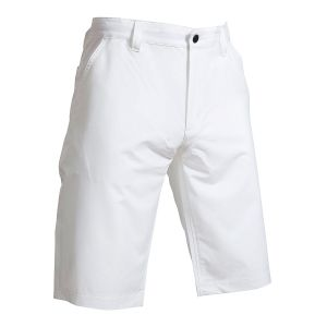 Backtee Mens performance shorts 45701-1000 wit