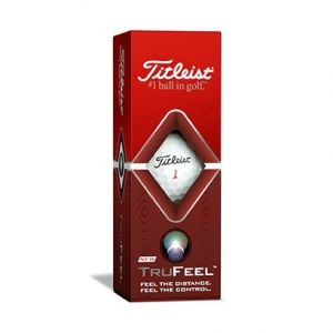 Titleist Trufeel 3 pack